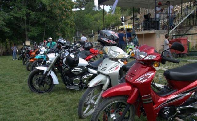 TOSYA'LI MOTOSİKLET'CİLER İLK FESTİVAL'LERİNİ GERÇEKLEŞTİRDİLER