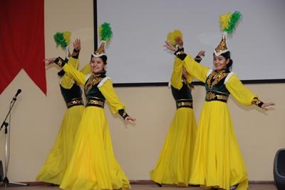 KASTAMONU'DA KAZAKİSTAN'IN 550.YILI DOMBRA EŞİLİĞİNDE KUTLANDI