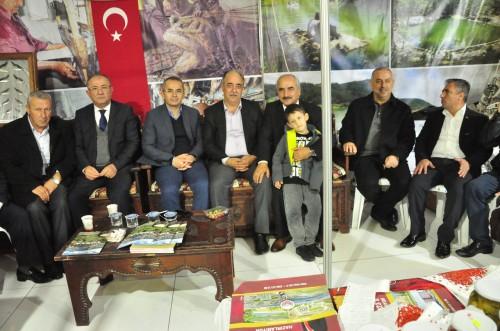 İSTANBUL KASTAMONU GÜNLERİNİ TOSYA RENKLENDİRDİ..