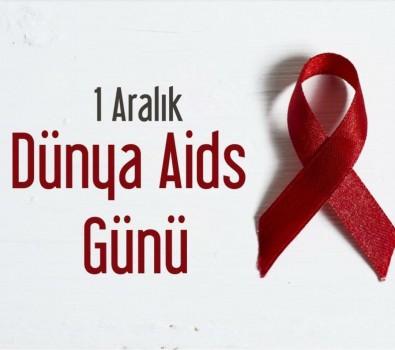 """TOSYA MESLEK YÜKSEK OKULU ÖĞRENCİLERİ ÇAĞIN HASTALIĞI OLAN  """"AIDS"""" EĞİTİMİNİ  ALDI"""