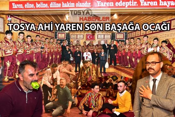"""2019 TOSYA AHİ YAREN SON BAŞAĞA OCAĞI """"NELER YAŞANMADIKİ""""…"""