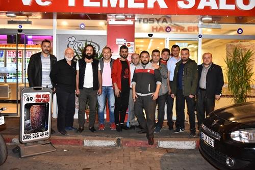 """TOSYA SPOR YENİ YÖNETİMİNİ OLUŞTURDU """" HEDEFİMİZ TOSYA'NIN ÇOCUKLARI"""".."""