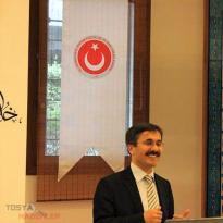 "Prof.Dr. İBRAHİM MARAŞ  "" İstikbal Devlet-i Türkiyye ""dir."