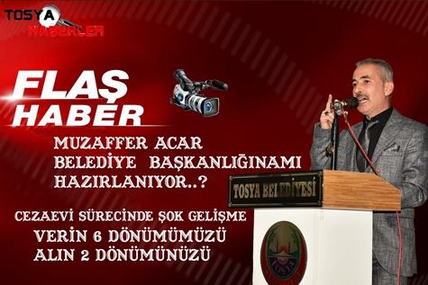 TOSYA'DA MUHTAR MUZAFFER ACAR'DAN FLAŞ AÇIKLAMALAR..
