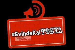 """"""" EVİNDE KAL TOSYA """""""
