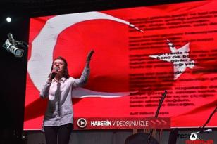 """ZEYNEP TABAKOĞLU """"EY MAVİ GÖKLERİN BEYAZ VE KIZIL SÜSÜ """""""