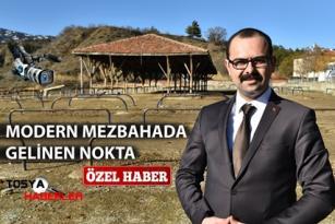 """SPEKÜLASYONLARA  GELMEYELİM """"TOSYA MODERN MEZBAHANESİNE NE ZAMAN KAVUŞACAK""""..?"""