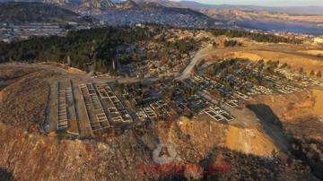 """2020 YILINDA TOSYA'DA KAÇ KİŞİ HAYATINI KAYBETTİ ? """" Tosya Asri Mezarlık Drone Görüntüleri"""""""